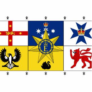 Royal Standard Of Australia, Australia Photo Cutouts