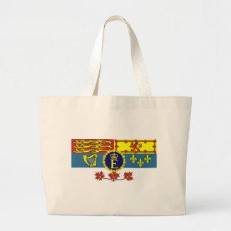 Royal Standard of Canada Large Tote Bag