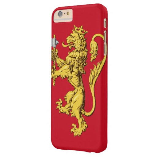 Royal Standard of Norway Barely There iPhone 6 Plus Case