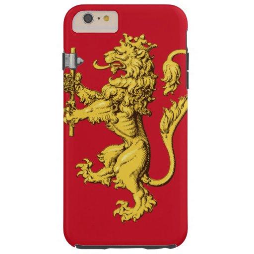 Royal Standard of Norway Tough iPhone 6 Plus Case