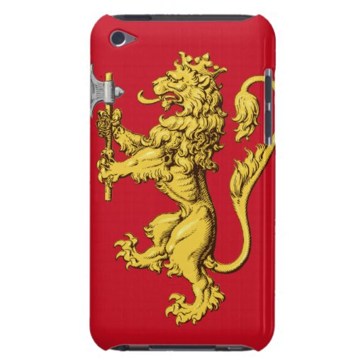 Royal Standard of Norway iPod Touch Case-Mate