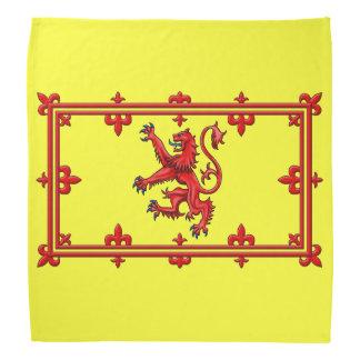 Royal Standard Of Scotland Bandana
