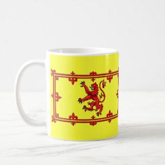 Royal Standard Of Scotland Coffee Mug