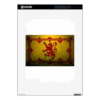 ROYAL STANDARD OF SCOTLAND iPad 2 SKIN