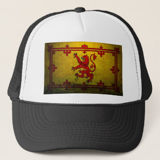 ROYAL STANDARD OF SCOTLAND TRUCKER HAT