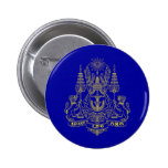 Royal Standard Of The King Of Cambodia, Cambodia Button