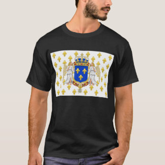 Royal Standard of the Kingdom of France T-Shirt