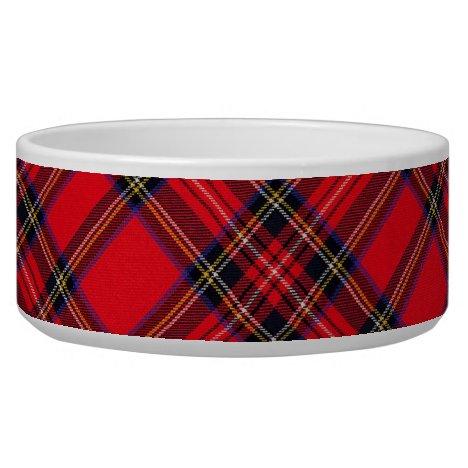 Royal Stewart Bowl