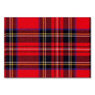 Royal Stewart Card
