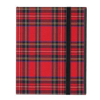 Royal Stewart iPad Cases