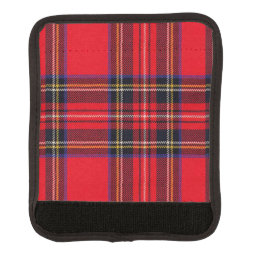 Royal Stewart Luggage Handle Wrap