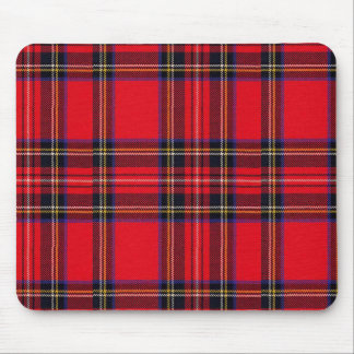 Royal Stewart Mouse Pad