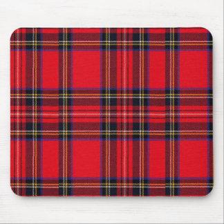 Royal Stewart Mouse Pad