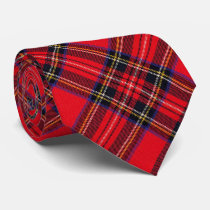 Royal Stewart Neck Tie