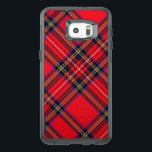 "Royal Stewart OtterBox Samsung Galaxy S6 Edge Plus Case<br><div class=""desc"">Royal Stewart tartan plaid</div>"