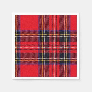 Royal Stewart Paper Napkin