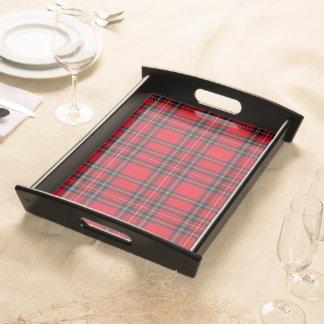 Royal Stewart Food Trays