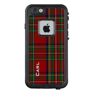 Royal Stewart Plaid LifeProof iPhone 6S Case