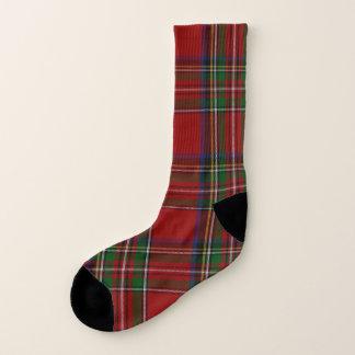 Royal Stewart Plaid Socks