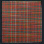 "Royal Stewart Red and Blue Scottish Clan Tartan Napkin<br><div class=""desc"">Cloth napkins with a red,  blue,  green,  yellow,  black and white Scottish tartan. Popular Royal House of Stewart family plaid pattern from 1745. Choose from two sizes. Matching table runners and placemats available.</div>"