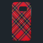 "Royal Stewart Samsung Galaxy S7 Case<br><div class=""desc"">Royal Stewart tartan plaid</div>"