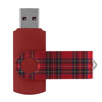 Royal Stewart Swivel USB 3.0 Flash Drive
