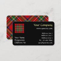 Royal Stewart Tartan Business Card