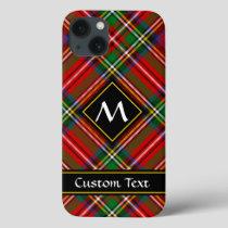 Royal Stewart Tartan iPhone 13 Case