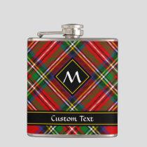 Royal Stewart Tartan Flask
