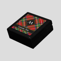 Royal Stewart Tartan Gift Box