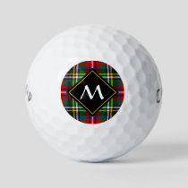 Royal Stewart Tartan Golf Balls