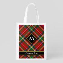 Royal Stewart Tartan Grocery Bag