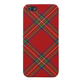 Royal Stewart Tartan iPhone 4\4s Case Cover For iPhone 5