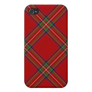 Royal Stewart Tartan iPhone 4\4s Case iPhone 4 Cases