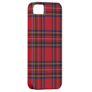 Royal Stewart Tartan iPhone 5 Cases
