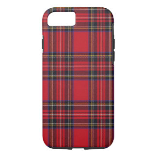 Royal Stewart Tartan iPhone 8/7 Case