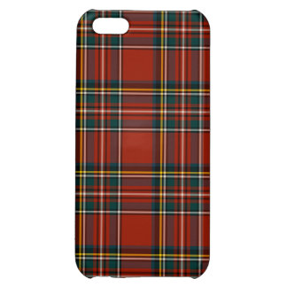Royal Stewart Tartan Cover For iPhone 5C