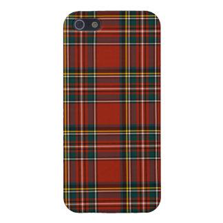 Royal Stewart Tartan iPhone 5/5S Cover