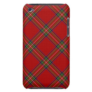 Royal Stewart Tartan iPod Case