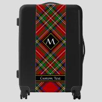 Royal Stewart Tartan Luggage