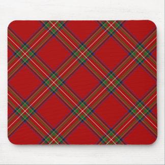 Royal Stewart Tartan Mousepad