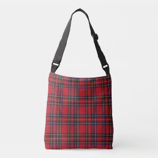 Royal Stewart Tartan Pattern Tote Bag