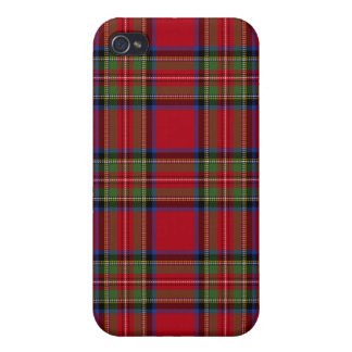 Royal Stewart Tartan Plaid Iphone4 Case