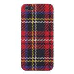 Royal Stewart Tartan Plaid iPhone Case iPhone 5 Case