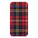 Royal Stewart Tartan Plaid iPhone Case iPhone 4/4S Cases