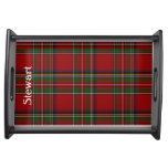 Royal Stewart Tartan Plaid Serving Tray
