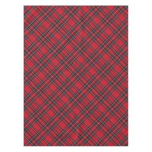 Royal Stewart Tartan Plaid Table Cloth