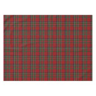 Genial Royal Stewart Tartan Plaid Table Cloth