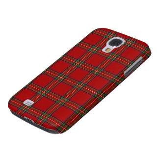 Royal Stewart Tartan Samsung Galaxy S4 Case