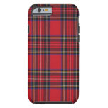 Royal Stewart Tartan Tough iPhone 6 Case